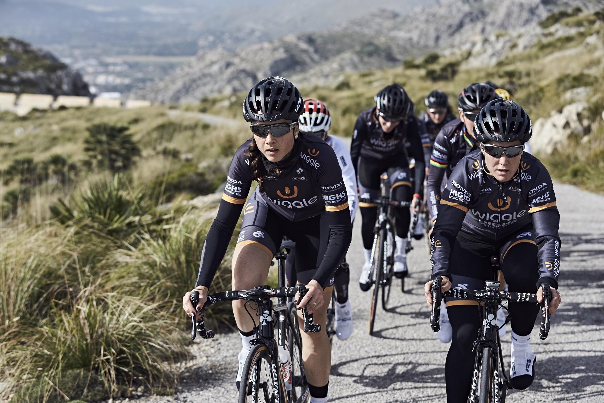 Audrey Cordon Ragot Team Cycliste Pro Wiggle High5