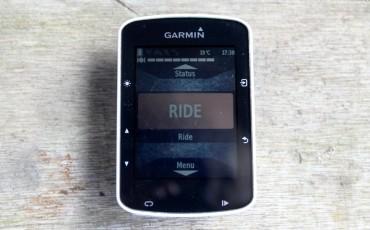 Évaluation du compteur cycliste GPS Garmin Edge 520