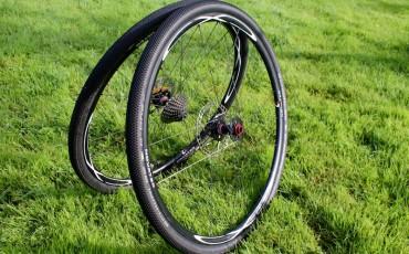 Nous avons testé la paire de roues Novatec CXD pour frein à disque