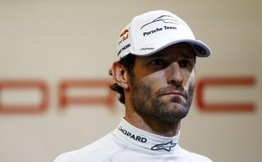 Rencontre avec le champion de F1 Mark Webber